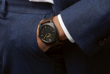 View 4. Thumbnail of Lot 17. PANERAI | RADIOMIR PAM00577, A MATTE BLACK CERAMIC WRISTWATCH WITH POWER RESERVE CIRCA 2016.