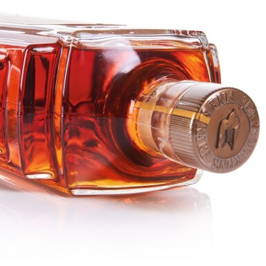 View 4. Thumbnail of Lot 104. James Martin's Fine and Rare 20 Years Old Blended Scotch Whisky 47.0 abv NV .