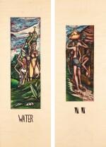 BEN ENWONWU | WATER