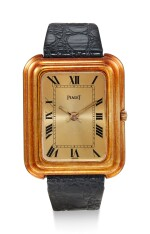 PIAGET | REFERENCE 14101, A YELLOW GOLD WRISTWATCH WITH BETA 21 MOVEMENT, CIRCA 1970