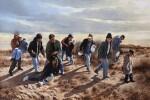 Crossing II: Border Paintings