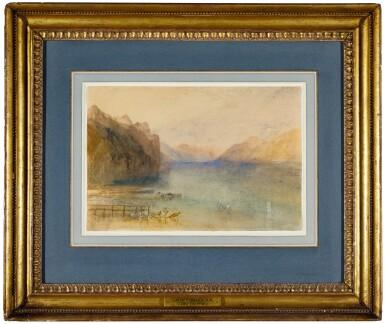 View 2. Thumbnail of Lot 69. Lake Lucerne at Dusk.