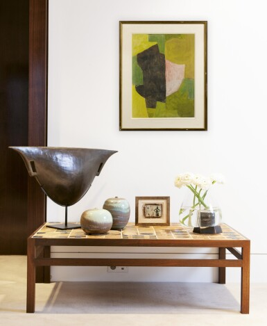 View 4. Thumbnail of Lot 19. SERGE POLIAKOFF | COMPOSITION VERTE.