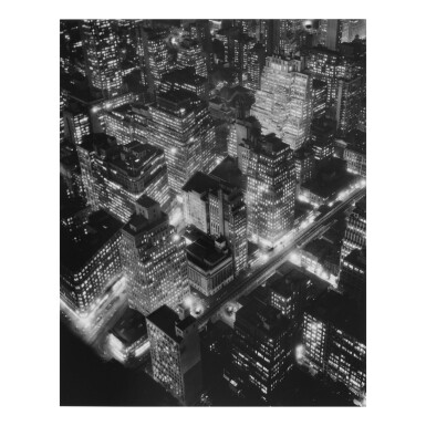 BERENICE ABBOTT | NEW YORK AT NIGHT