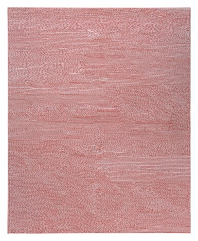 View 1. Thumbnail of Lot 11. JENNIFER GUIDI | UNTITLED (FIELD SF #4, RED AND LILAC).