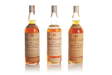 THE MACALLAN OVER 15 YEAR OLD 45.85 ABV 1951
