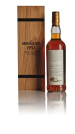 THE MACALLAN FINE & RARE 51 YEAR OLD 52.3 ABV 1951