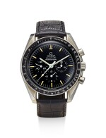 OMEGA | SPEEDMASTER, REFERENCE ST 145.022, A STAINLESS STEEL CHRONOGRAPH WRISTWATCH, CIRCA 1970