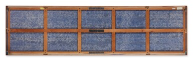 View 3. Thumbnail of Lot 203. KENNETH NOLAND | MEXICAN CAMINO.