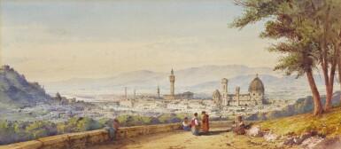GABRIEL CARELLI | Florence from San Miniato