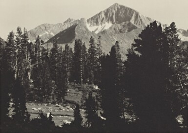 View 25. Thumbnail of Lot 78. The Sierra Club Outing, 1929.