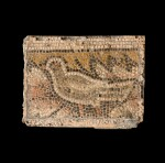 View full screen - View 1 of Lot 110. A Byzantine Mosaic Fragment, circa 4th/5th Century A.D..