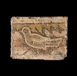 A Byzantine Mosaic Fragment, circa 4th/5th Century A.D.