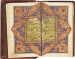 AN ILLUMINATED QUR'AN, NORTH INDIA, KASHMIR, 19TH CENTURY