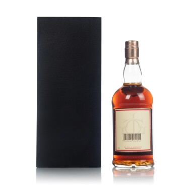 View 2. Thumbnail of Lot 69. Glenfarclas 40 Year Old Family Collector Series VI 43.7 abv 1976 (1 BT70).