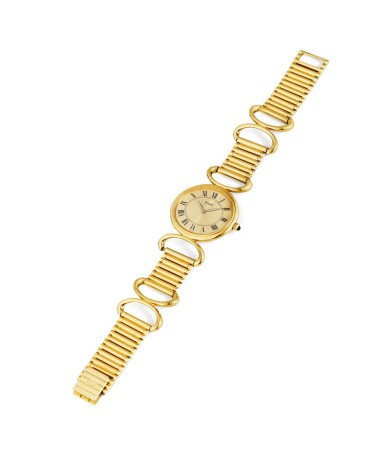 PIAGET | LADY'S GOLD WRISTWATCH [MONTRE DE DAME EN OR]