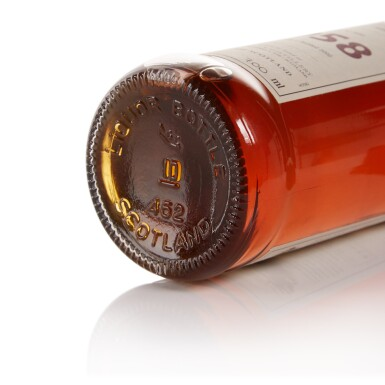 View 4. Thumbnail of Lot 29. The Macallan Fine & Rare 43 Year Old 52.9 abv 1958 .