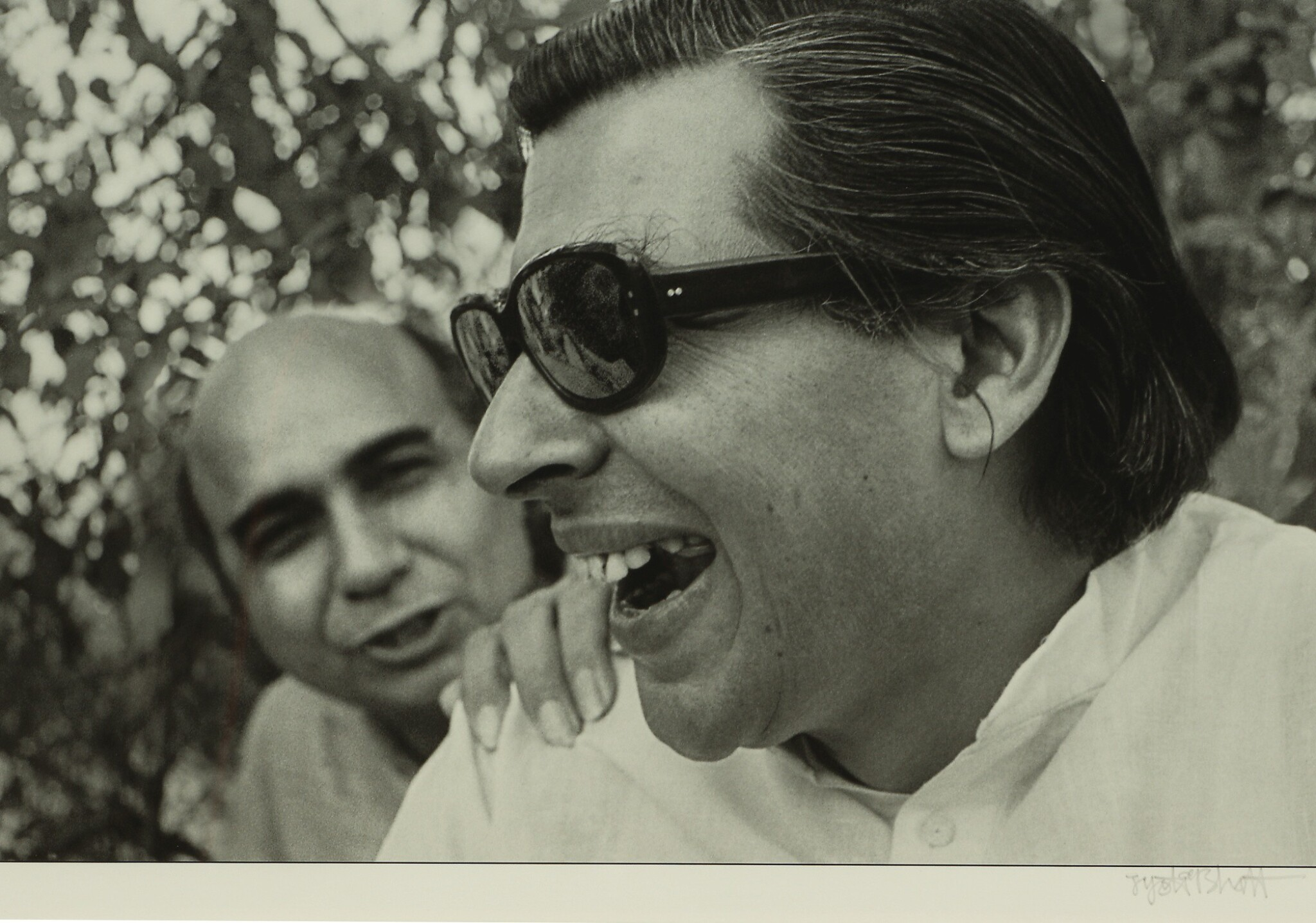 View full screen - View 1 of Lot 98. JYOTI BHATT | UNTITLED (ELEVEN ICONIC PHOTOS OF ARTISTS).