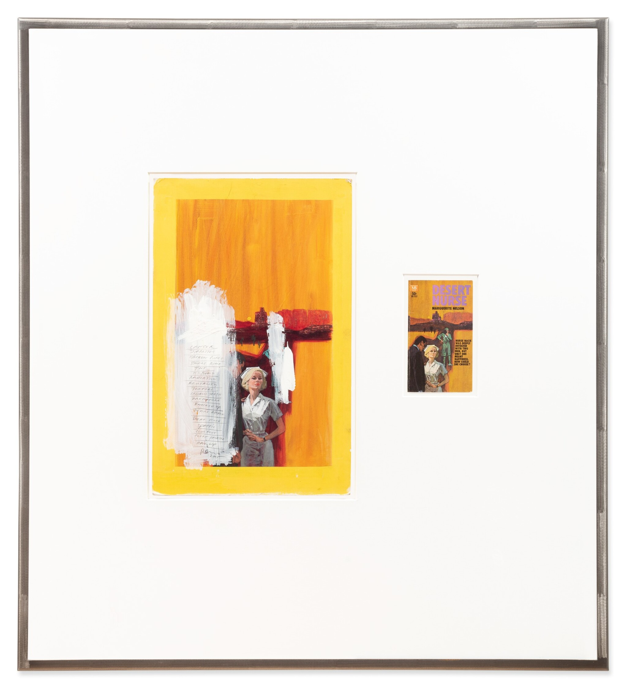 View full screen - View 1 of Lot 79. RICHARD PRINCE   UNTITLED (ALMOST ORIGINAL).
