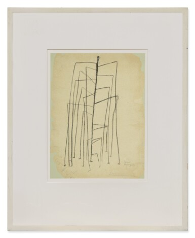 View 2. Thumbnail of Lot 256. LOUISE BOURGEOIS | UNTITLED.