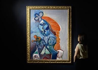View 4. Thumbnail of Lot 8005. Pablo Picasso 巴布羅・畢加索 | Buste de matador 鬥牛士.