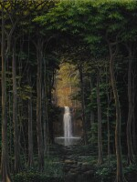 Cascada interior