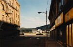 STEPHEN SHORE | HOLDEN STREET, NORTH ADAMS, MASSACHUSETTS, JULY 13, 1974