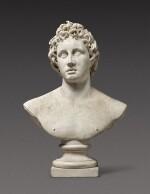 Italian, probably 17th century | Bust of Helios Alexander
