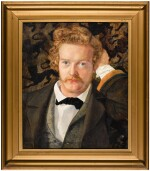 JOHN BRETT, A.R.A. | PORTRAIT OF ARTHUR BRETT