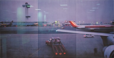 View 1. Thumbnail of Lot 55. Untitled (Airport).