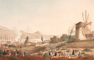 View 2. Thumbnail of Lot 165. Cartwright | Views in the Ionian Islands, 1821.
