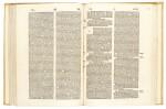 Vargas, Lectura super primo libro Sententiarum Petri Lombardi, Venice, 1490, modern vellum