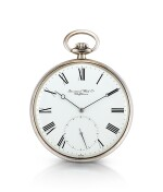 IWC | REFERENCE 5201, A SILVER OPEN FACE WATCH, CIRCA 1940