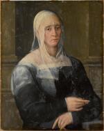 PIER FRANCESCO DI JACOPO FOSCHI |Portrait of a lady, possibly Vittoria Colonna