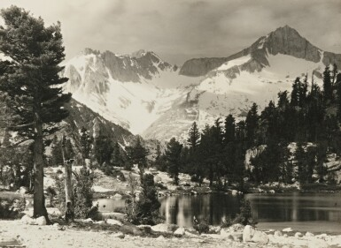 View 10. Thumbnail of Lot 91. 'Parmelian Prints of The High Sierras'.