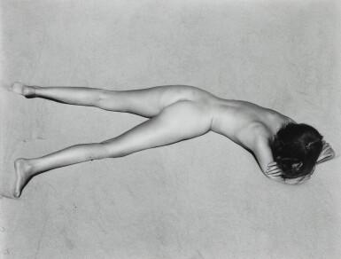 EDWARD WESTON | NUDE, 1936