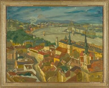 View 2. Thumbnail of Lot 115. JÁNOS VASZARY   BUDAPEST.