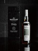 The Macallan Fine & Rare 56 Year Old Albert Watson 44.3 abv 1946