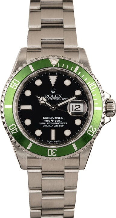 """View 2. Thumbnail of Lot 2. ROLEX 