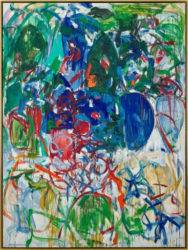 View 2. Thumbnail of Lot 1114. Joan Mitchell 瓊・米切爾 | Untitled 無題.