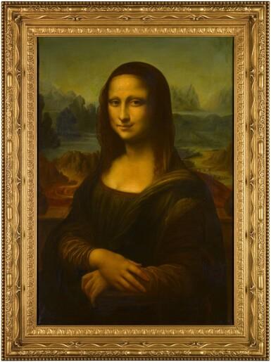 View 2. Thumbnail of Lot 117. Mona Lisa.