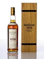 The Macallan Fine & Rare 31 Year Old 43.0 abv 1938 (1 BT70)