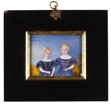 View 4. Thumbnail of Lot 267. Jane Austen's great nieces and nephews; the children of Sir Edward Knatchbull, 9th Bt (1781-1849) and his second wife Fanny, née Knight, formerly Austen (1793-1882).