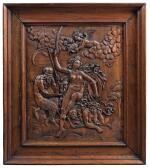 NETHERLANDISH OR SOUTHERN GERMAN, EARLY 17TH CENTURY | RELIEF WITH AN ALLEGORY OF PEACE TRIUMPHANT OVER DEATH