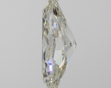 A 2.01 Carat Oval-Shaped Diamond, M Color, Internally Flawless