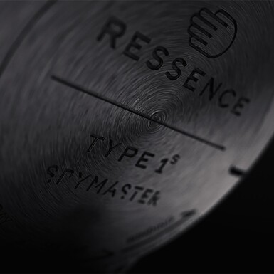 View 3. Thumbnail of Lot 2251. Ressence | Spymaster, A limited edition titanium wristwatch with rotating dial and day of the week indication, with unique NFT digital artwork to celebrate its creation and authenticate it on the blockchain, sold to benefit the Make-A-Wish foundation, Circa 2021 | Spymaster 限量版鈦金屬腕錶,備迴轉錶盤及星期顯示,附帶獨一無二 NFT 非同質化代幣,備數位慶祝畫作及方塊鏈認證,為造福 Make-A-Wish 機構而售,約2021年製.