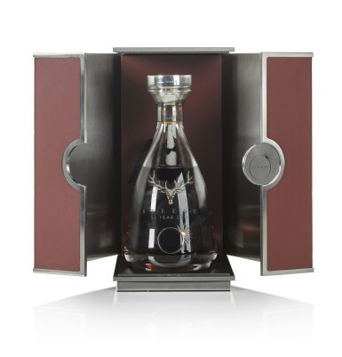 View 4. Thumbnail of Lot 1. The Dalmore 58 Year Old Selene 44.0 abv 1951     .