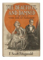 FITZGERALD, F. SCOTT | The Beautiful and Damned. New York: Charles Scribner's Sons, 1922