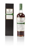 The Macallan 13 Year Old Easter Elchies Cask Selection Green Ribbon 2009 Release 52.8 abv 1995