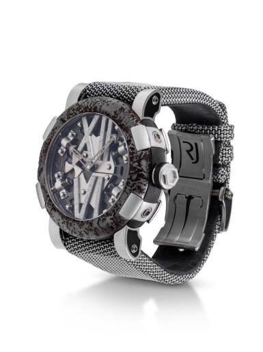 ROMAIN JEROME | STEAMPUNK, REF RJTAUSP00401 LIMITED EDITION WRISTWATCH CIRCA 2012